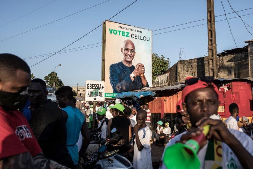 Présidentielle en Guinée : ça chauffe