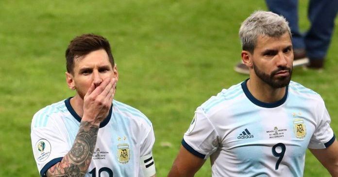 Sergio Agüero : « Lionel Messi et moi sommes comme un mariage épuisé »