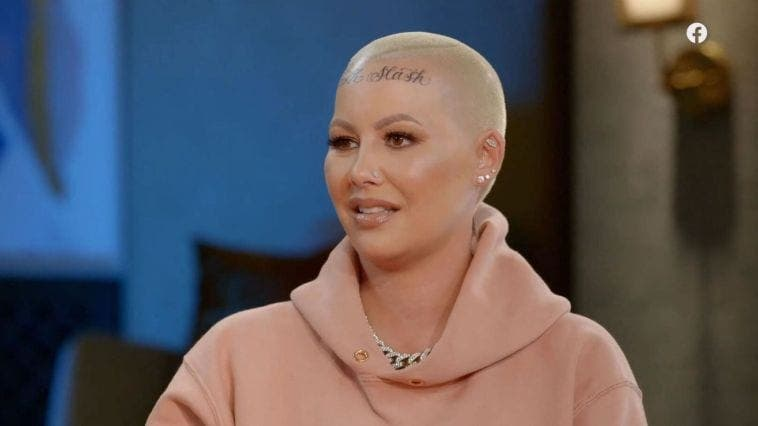AMBER ROSE ACCUSE SON EX KANYE WEST D'ÊTRE UN HARCELEUR NARCISSIQUE