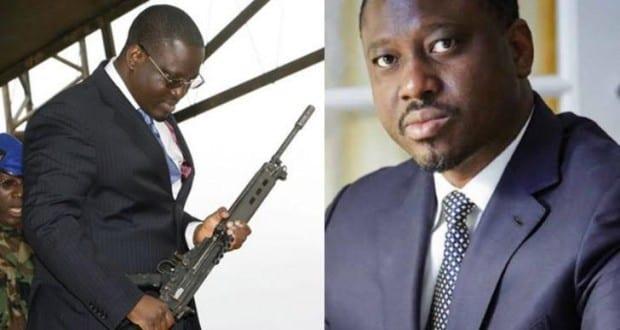 Affaire coup d'état de Guillaume Soro, 50 fusils AK-47, 12 lance-roquettes 04 fusils mitrailleurs découverts