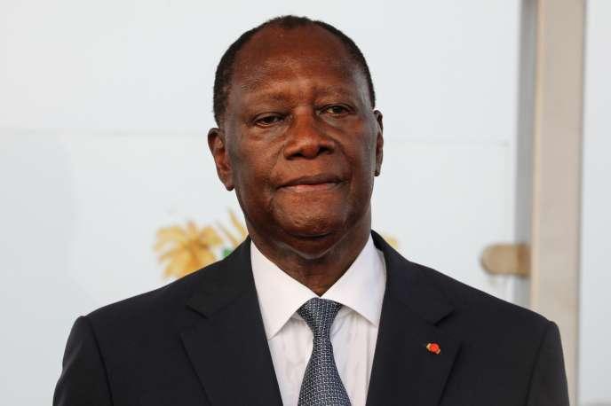 """Alassane Ouattara : """" si Bédié revenait, ce pays serait détruit """""""