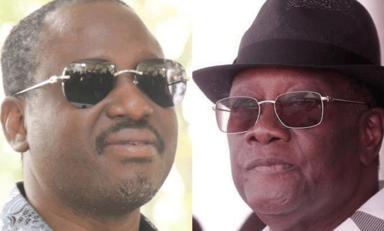 """Alassane Ouattara à propos de Soro: """" Il mérite la prison à perpétuité… """""""