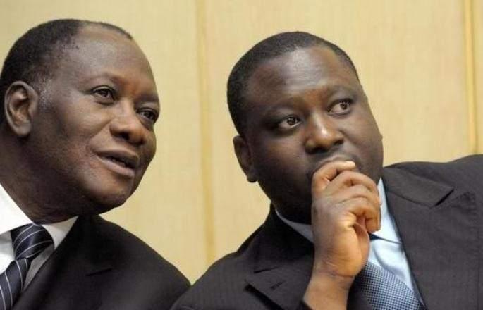Côte d'Ivoire : le message fort de Soro à Ouattara
