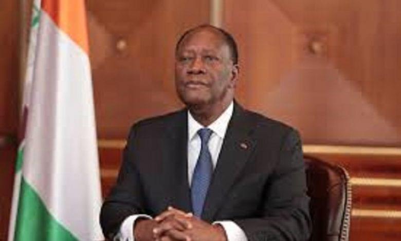 """Alassane Ouattara à l'opposition : """"Nous n'accepterons pas le désordre"""""""