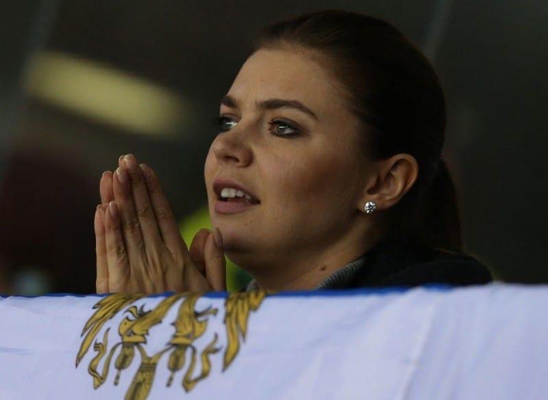 Russie : la copine de Vladimir Poutine portée disparue