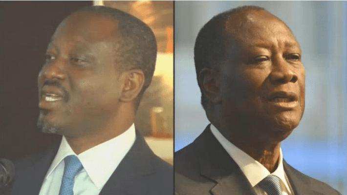 """Après le discours de Ouattara à Bouaké, Soro riposte: """" Son pouvoir est fini """""""