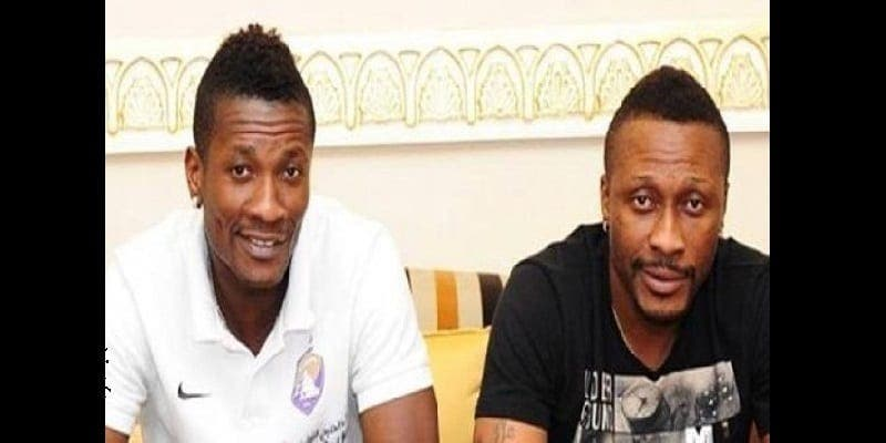 Ghana : Asamoah Gyan et son frère, très recherchés par la Police