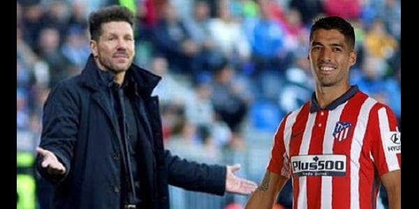 Atletico Madrid: Quand Diego Simeone encense Luis Suarez