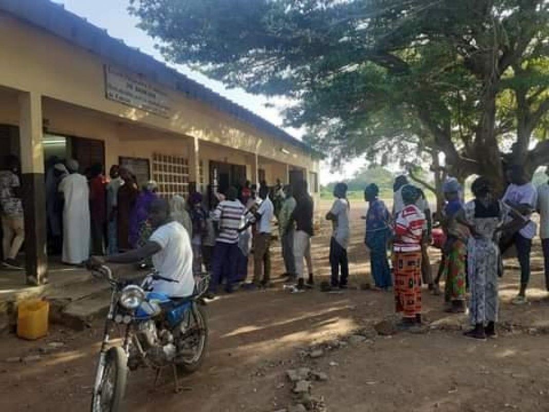 Badikaha à l'assaut des bureaux de vote ce 31 octobre 2020