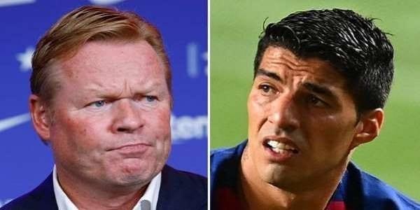 Barça : Koeman explique enfin pourquoi Luis Suarez devait partir