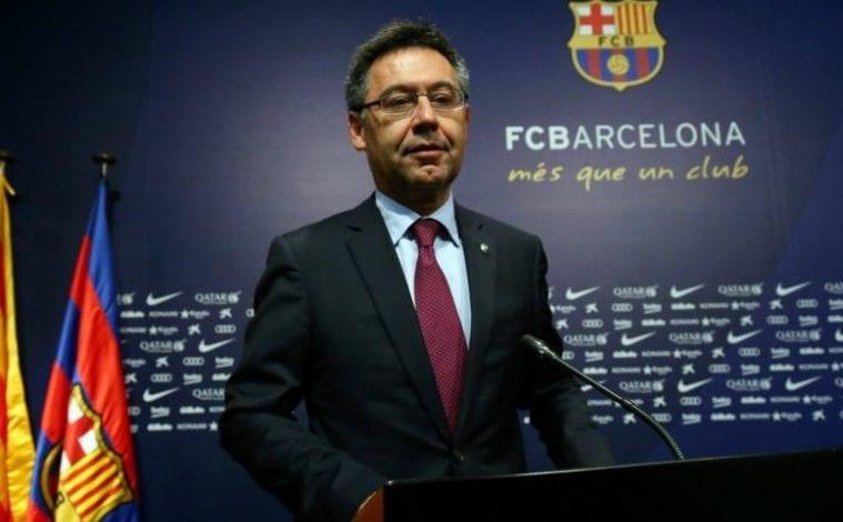Barça : démission en vue pour Bartomeu ?