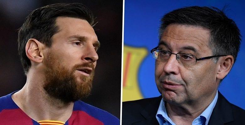 Barça : après la démission de Bartomeu, Messi prend une forte décision
