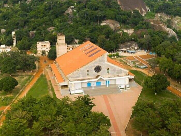 Bénin : La grotte mariale de Dassa-Zoumè cambriolée