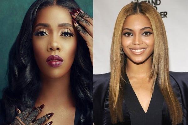 Brutalités policières au Nigeria : Beyoncé répond à Tiwa Savage