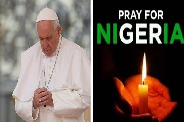 Brutalités policières au Nigeria : le pape François réagit !