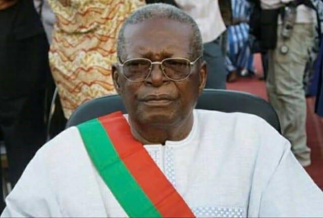 Burkina Faso : Le père du président Roch Kaboré est mort