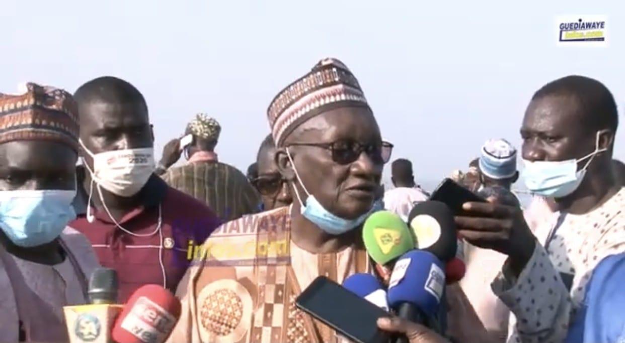 Le fils de Baye Niasse, Cheikh Bassirou répond sévèrement à Macron