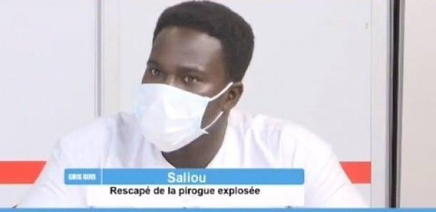 Pirogue explosée au Sénégal : Un rescapé fait de graves révélations (Vidéo)