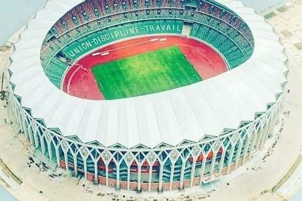 CAN 2023 : la Côte d'Ivoire dévoile son stade de 60 000 places (vidéo)