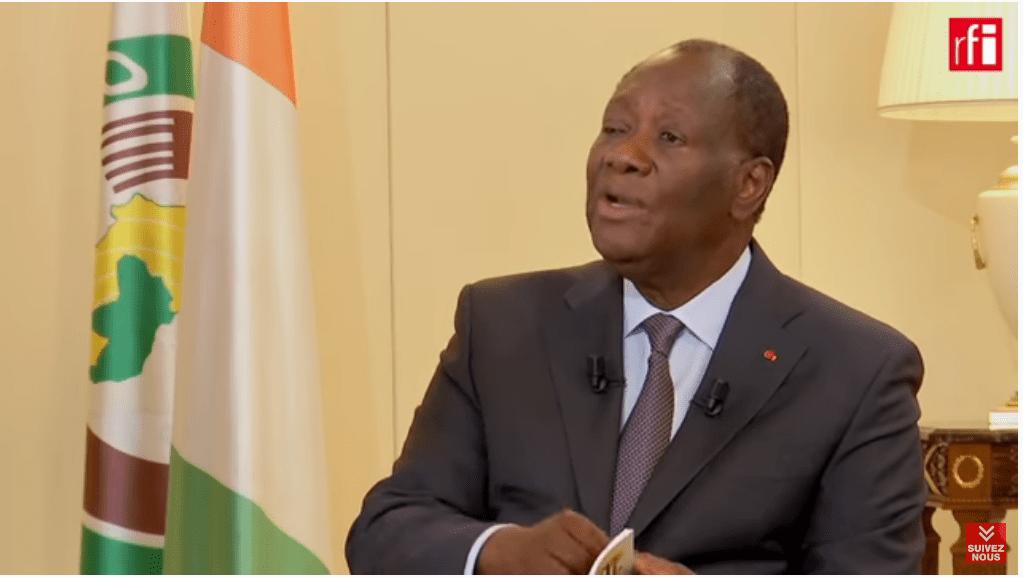 Les noms de Pascal Affi N'Guessan et Konan Bédié seront sur les bulletins de vote (Alassane Ouattara)