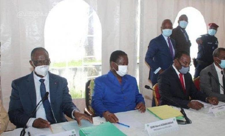 Côte d'Ivoire / Présidentielle 2020: voici ce que la mission de la CEDEAO recommande à l'opposition