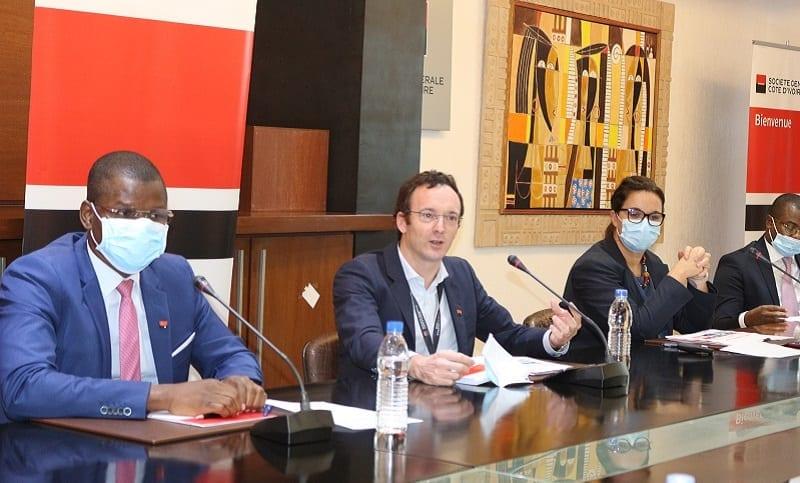 Côte d'Ivoire : la Société Générale présente ses résultats du premier semestre 2020