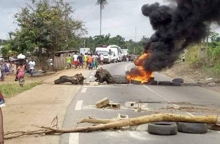 Côte d'Ivoire / Violences préélectorales : 8 morts et 41 blessés à Dabou
