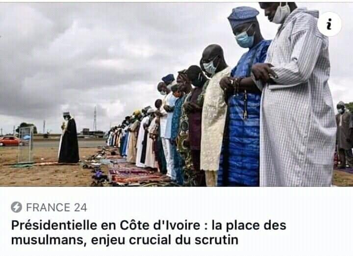 Côte d'Ivoire : Un article discriminatoire de France 24 vivement critiqué