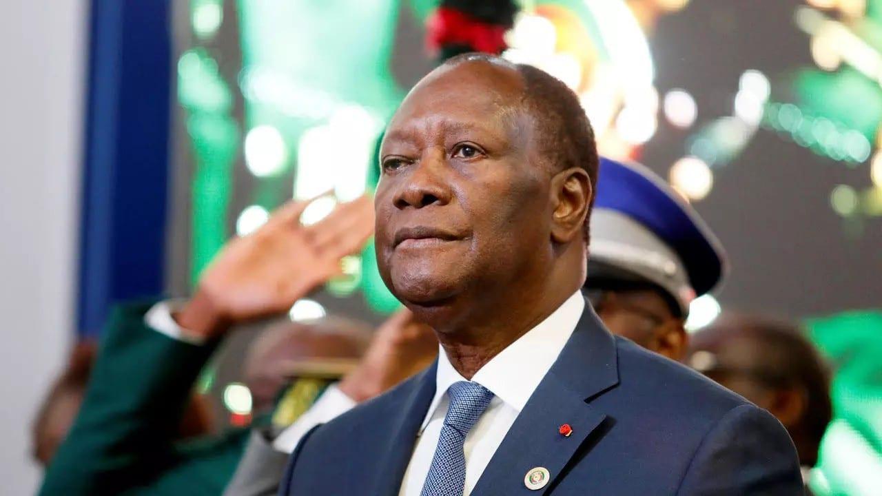 Alassane Ouattara affirme que chaque Ivoirien touche 1 250 000 FCFA