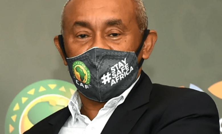 Covid-19 : le président de la CAF Ahmad, testé positif