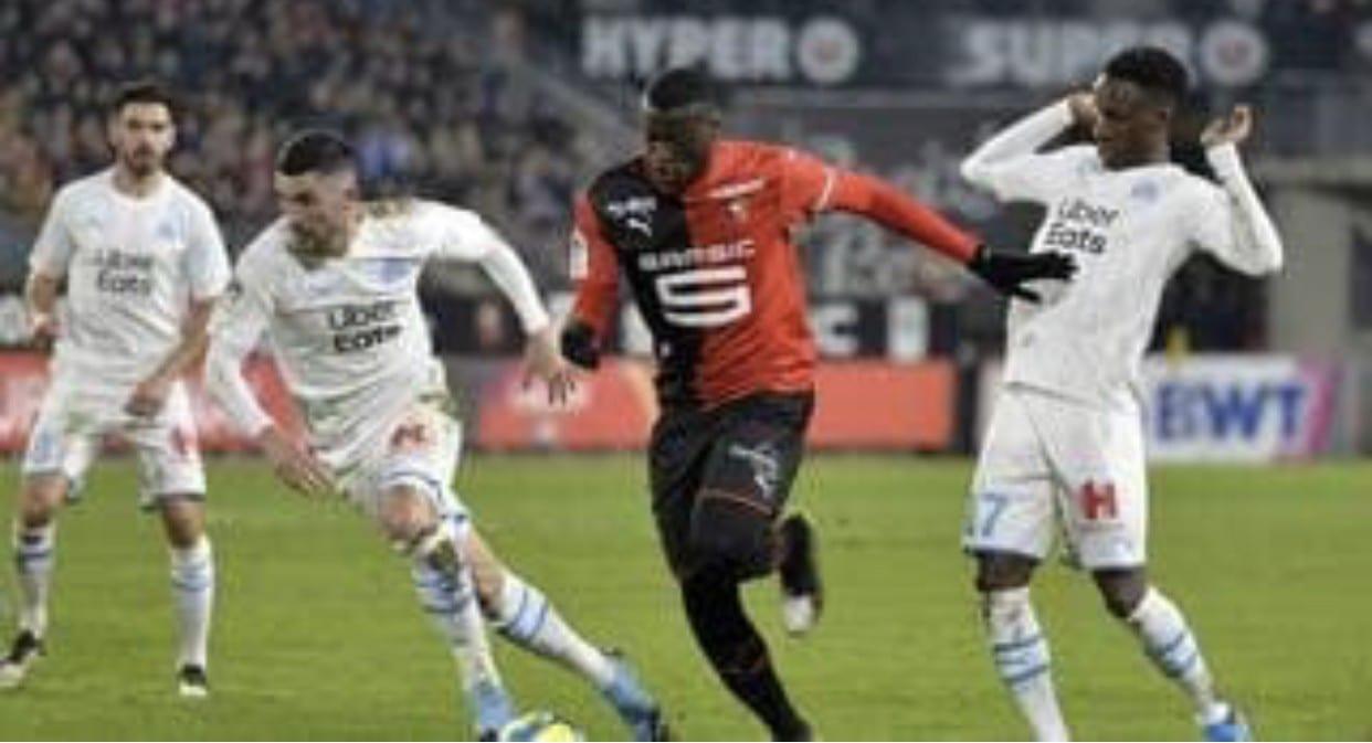 Ligue 1 – Rennes : Toujours sans Mbaye Niang contre Brest