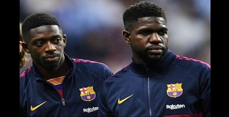 Après les refus de Dembélé et Umtiti de quitter le Barça, voici les sanctions qui pourraient les viser