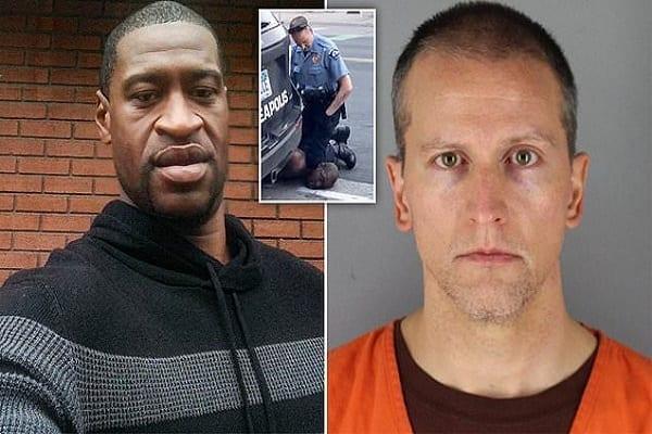 Derek Chauvin, ex-officier inculpé dans la mort de George Floyd, libéré de prison