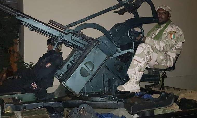 Deux militaires proches de Guillaume Soro s'évadent de prison