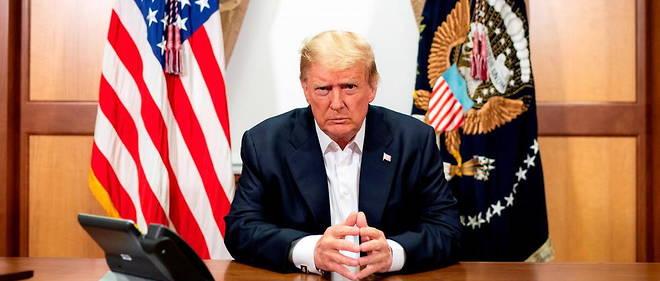 Covid-19 : Donald Trump reste «fermement aux commandes»