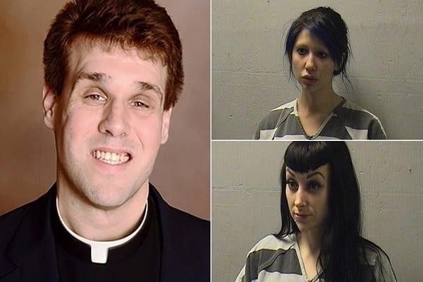 États-Unis : Scandale, un prêtre filme sa partie à trois avec des stars du porno sur l'autel de l'église