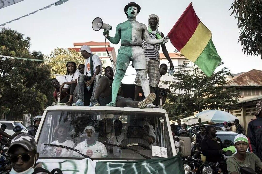 Élections en Guinée : La CEDEAO et  l'UA appellent au calme