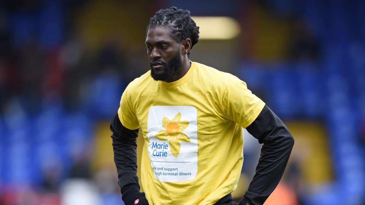Emmanuel Adébayor cité dans une humiliante affaire de s3xe