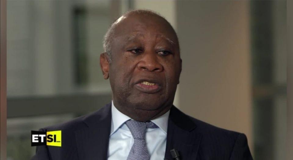 INTERVIEW EXCLUSIVE DE LAURENT GBAGBO Ancien président de la République de Côte d'Ivoire Jeudi 29 octobre à 17h45