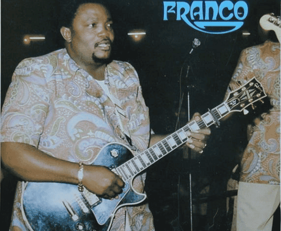 Musique/ 31 ans après sa mort: FRANCO, « Grand Maître » de la Rumba, toujours vivant…