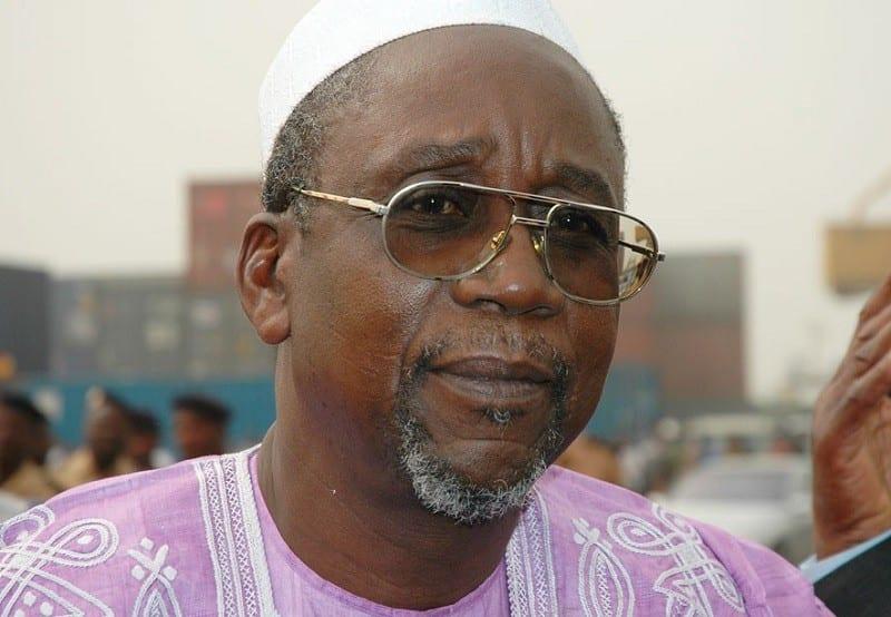 Togo: Fambare Ouattara Natchaba n'est plus