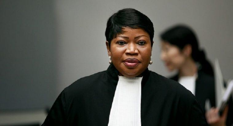 CPI : Fatou Bensouda publie un document avant son départ