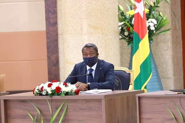 Faure Gnassingbé a présidé son premier séminaire gouvernemental