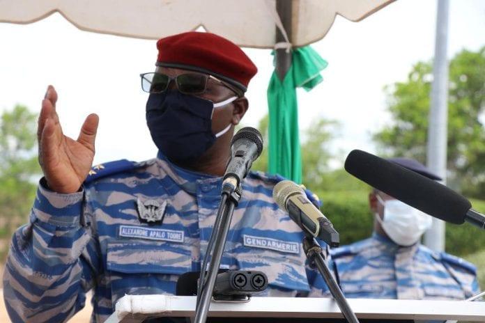 """Le Général Apalo Touré prévient : """"nous militaires, nous avons des armes et on peut rester à Akouédo, tirer là et ça va tomber à Dabou"""""""