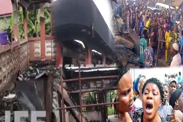 Ghana : 4 enfants brûlés à mort après que leur mère les a enfermés pour assister à une nuit de prière (vidéo)
