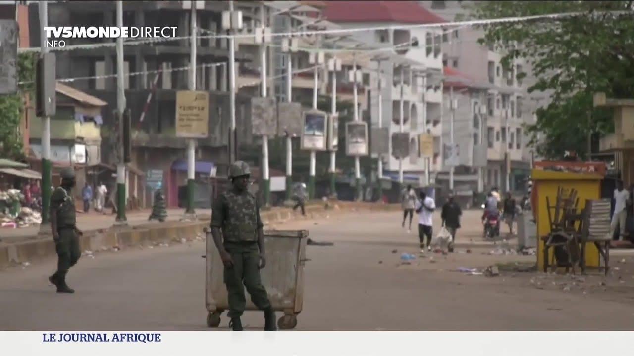 Guinée : échec de l'appel à manifester contre le président réélu