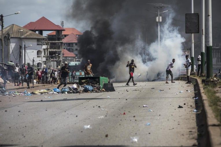 Guinée : la tension ne redescend pas
