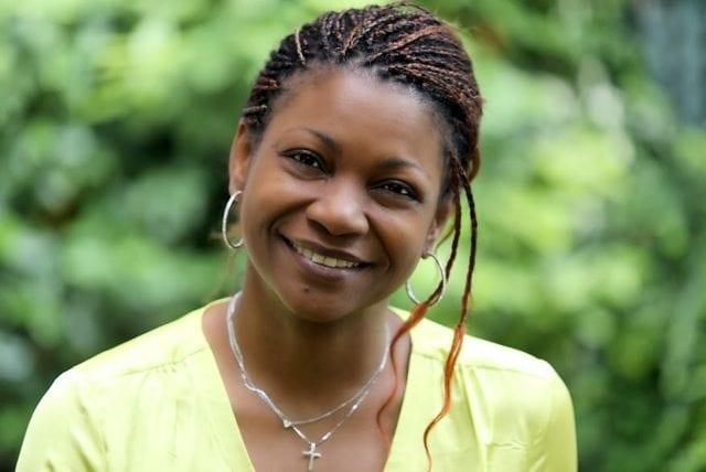 La romancière Hemley Boum, lauréate du prix Kourouma 2020