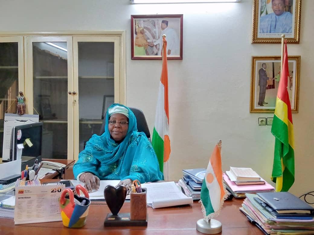 Interview exclusive de Mme SIDIBE Fadjimata Maman, l'ambassadeur du Niger au Togo