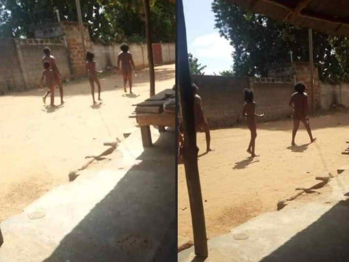 Bénin : le couple ayant marché nu à calavi devant la justice